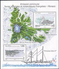 Fsat/TAAF 2012 Petrel/Aves/Isla/Kerguelen/Naturaleza/Mapas/barco 2 V M/S (n29573e)