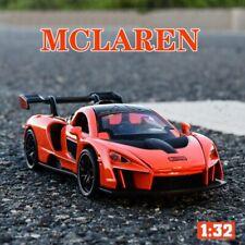 Senna Mclaren Alloy Car Model Diecasts & Toy Vehicles For Children Gifts Boy Toy