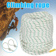 150FT Parallel Core Rope High Strength Abrasion Resistant Climbing Rope 5940 Lbs