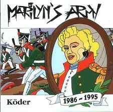 Marilyn 's Army-esca CD NUOVO FOLK-Wave-POP!!! tip!!!