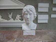 Marc Aurel romano imperatore gesso Busto 15 cm Alabastro Nuovo Bella Decorazione