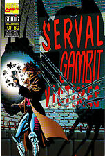 SERVAL&GAMBIT  : VICTIMES   COLLECTION   TOP BD   MARVEL SEMIC