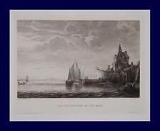 Simon de Vlieger Maas Segelschiff Rotterdam Weesp Holland Chateau Choquier