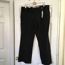 Women's Old Navy Trousers NWT 20 Low Waist Boot Cut Straight Thru Hip & Thigh