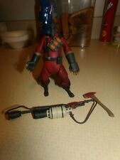 NECA Team Fortress 2 The Pyro RED Series 1 Action Figure.