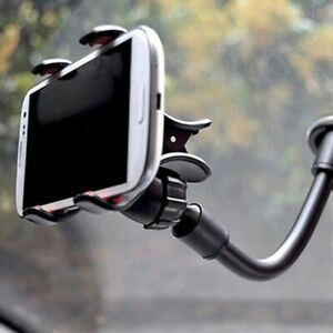 360°Rotating Car Holder Windshield Mount Bracket Stand fit Mobile Cell Phone GPS