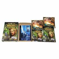 World of Warcraft The Burning Crusade PC Game Expansion Set Compete