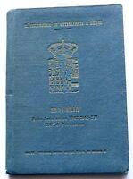 Militaria - Annuario  Regia Accademia di Artiglieria e Genio - 1942-1943