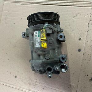 CITROEN PEUGEOT 407 2.0 HDI AIR CONDITIONING A/C PUMP COMPRESSOR