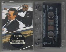 ERIC CLAPTON & B.B.KING cassette RIDING WITH THE KING 2000 Europe