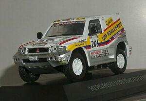 Rally Dakar 1/43 Mitsubishi Montero EVO Rally 1998