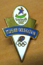 Singapore 2010 rare KOREA YOG Olympic NOC team pin