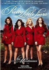 Pretty Little Liars: The Complete Fourth Season (DVD, 2015, 5-Disc Set Bilingual