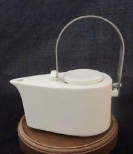 Tea Forte Teardrop Porcelain Teapot