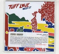 (HD528) Tuff Love, Dregs EP - 2015 DJ CD