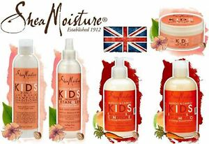 Shea Moisture KIDS MANGO&CARROT / COCONUT&HIBISCUS Original Products