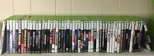Microsoft Xbox 360 Complete Games - Pick your game from drop down list.