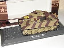 IXO CHAR PANZER Pz.Kpfw. VI Tiger I Ausf. E  POLOGNE 1944  EN BOITE ECHELLE 1/43