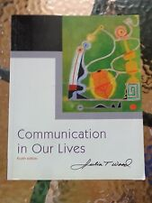 Communication in Our Lives by Wood (2005, Paperback, Revised) with CD FREE SHPNG