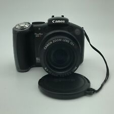 Canon PowerShot S5 IS 8.0 MP 12X Zoom Digital Camera **AS-IS**  **Please Read**