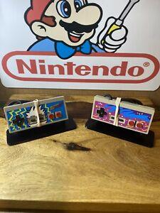 Nintendo NES Controller Original Lot Of 2 Refurbished NES-004 Colourful And Rare