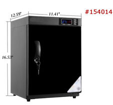 30L Dehumidify Dry Cabinet Box Automatic Digital Dehumidify Storage Black Door