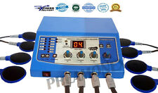 Electrotherapy Physical therapy 4 Channel Home & Professional use Equipment 2JSI