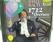 P.D.Q. Bach: 1712 Overture & Other Musical Assaults (Cd, Jun-1989, Telarc) Ln