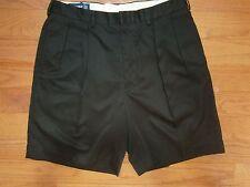 EUC Mens Ralph Lauren Polo Golf Shorts Black Size 34 Polyester