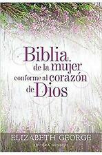 BIBLIA DE LA MUJER CONFORME AL CORAZÓN DE DIOS - TAPA DURA