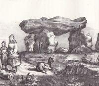 Dolmen du Hameau du Blanc Grotte De La Vierge Nojals & Clotte Dordogne Mégalithe
