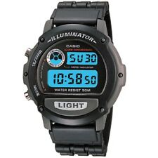 Casio W-87H-1V Black Illuminator Digital 50m Sports Watch Gift Box Included
