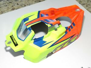 L8-1354 Team Losi Tlr 8ight 4.0 Buggy Peint Corps