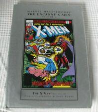 MARVEL MASTERWORKS THE UNCANNY X-MEN VOL. 3 (2004)  HC VF/VF+ CONDITION