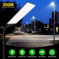 24000 LM Outdoor LED Street Light 300W Dusk To Dawn Waterproof Security Lighting