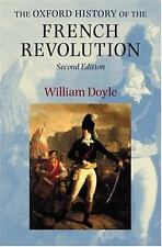 The Oxford History of the French Revolution (Paperback or Softback)
