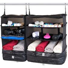 Koffer-Ordnungssysteme: XL- und XXL-Koffer-Organizer, Packwürfel zum Aufhängen