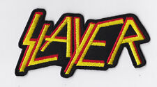 SLAYER     PATCH   ECUSSON  Patch thermocollant