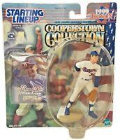 1998 Hasbro Starting Lineup Cooperstown Collection NOLAN RYAN #71465