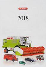 Wiking Katalog 2018 - DIN A4 - 39 Seiten Hochglanz_NEU