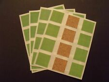 "Creative Memories Sticker Sheet Lot 10 Ribbons Bows 2/"" x 5/"""