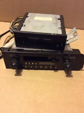 Volvo 240 GL TD-3110 Radio Cassette Player & Amp HA-2111 244 245 242 (1H)