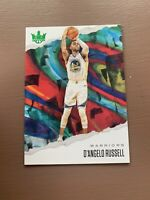2019-20 Panini Court Kings: D'angelo Russell #/25