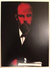 Lenin & Tina Chow 1986, Mini Poster 29 x 24.5cm, R300