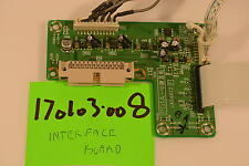 HITACHI CMP4201U Interface Board JA04612