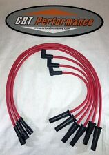 2007-2011 Jeep Wrangler Unlimited 3.8L RED 8MM Spark Plug Wire Set UPGRADE - USA