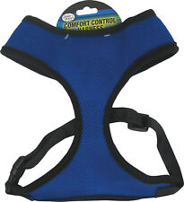 Four Paws Comfort Control Air Mesh Harness Blue-  Asst Size (Free Shipping )