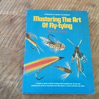 Mastering the Art of Fly-tying by Richard W. Talleur - 1979 - HB 1st