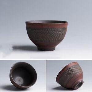 4 tea cup Jianshui pottery master cup 50ml personal cup kungfu tea cups China