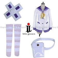 Hyperdimension Neptunia Purple Heart Mk2 Clothing Cos Cosplay Costume